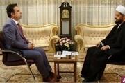 اسناد سردار سلیمانی در مورد یکی از رؤسای سه گانه عراق