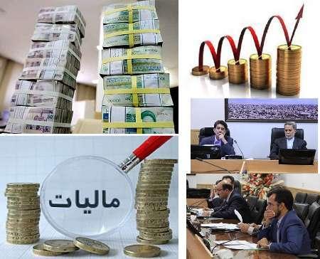 وصول درآمدهای سال 95 استان یزد به 101 درصد رسید