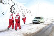برف و کولاک در ۱۳ استان کشور/ ۵۰۵۳ نفر نجات یافتند