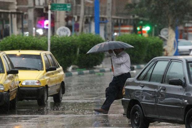 سامانه بارشی از دوشنبه جاری وارد خوزستان می شود