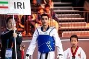هادی پور در رتبه پنجم برترین های تکواندو جهان