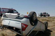 سوانح رانندگی در سبزوار ۷ مصدوم به جا گذاشت