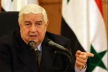 وزیر خارجه سوریه: پیروزی نزدیک است