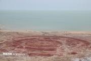 اراضی واگذار شده هرمز تجاوز به حریم دریا است