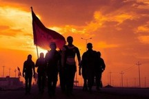 25 هزار زائر پیاده وارد مشهد شدند