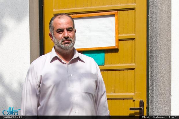 حسام الدین آشنا به دانشگاه بازگشت + عکس