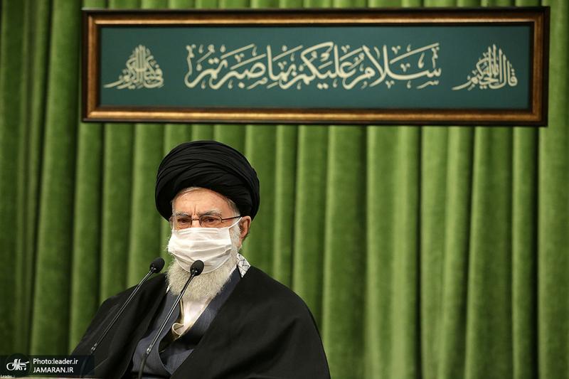 سخنرانی رهبر معظم انقلاب به مناسبت سالروز ولادت حضرت زینب(س) و روز پرستار
