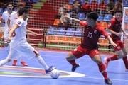 پیروزی پر گل فوتسالیست های جوان ایران مقابل هنگ کنگ در گام نخست