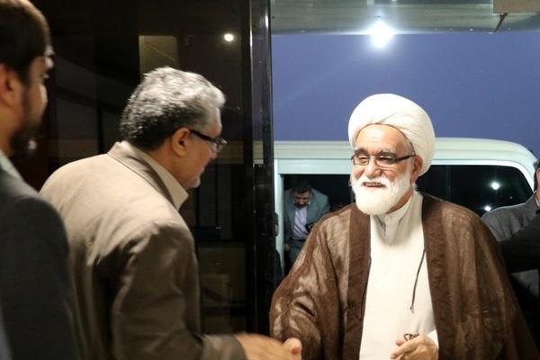 نماینده رهبر معظم انقلاب در جمعیت هلالاحمر وارد خوزستان شد