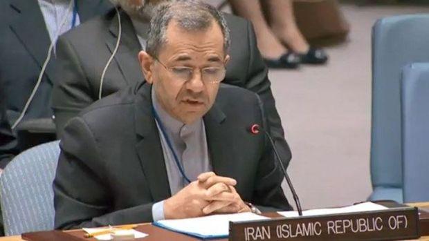 ایران، آمریکا را به نقض ان پی تی متهم کرد