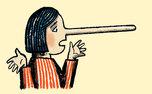 با دروغگوها چگونه برخورد کنیم؟