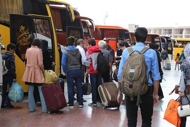 31241 مسافر با ناوگان جاده ای زنجان سفر کردند