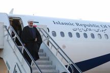 روحانی فردا به خوزستان سفر میکند