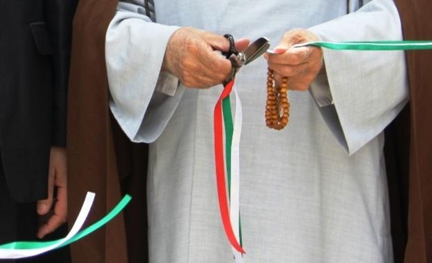 2 پروژه عمرانی در نوشهر افتتاح شد