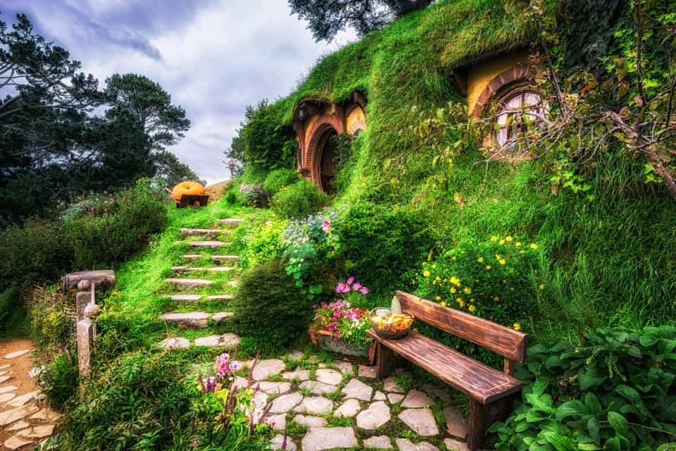مکانهای زیبا و عجیبی که به واسطه فیلمها مشهور شدند