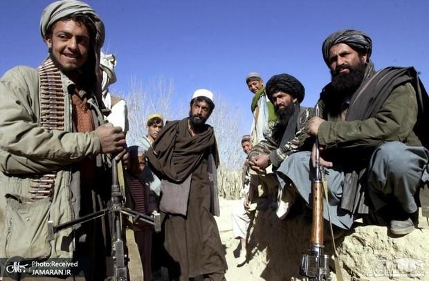 طالبان دختران 12 ساله را به عنوان غنیمت جنگی می گیرند + عکس