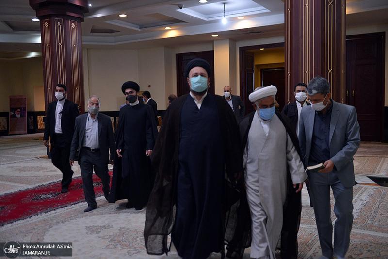 حاشیه تجدیدمیثاق مسئولان عالی قضایی با آرمانهای حضرت امام خمینی(س)