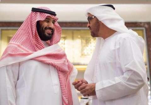 ضربه های«پنهانی» عربستان به امارات