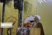 عضو خبرگان رهبری : کشیدن خط بطلان بر توطئههای استکبار از برکات خون سردار رشید اسلام بود