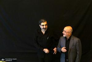 تصاویری از مرحوم علی مرادخانی