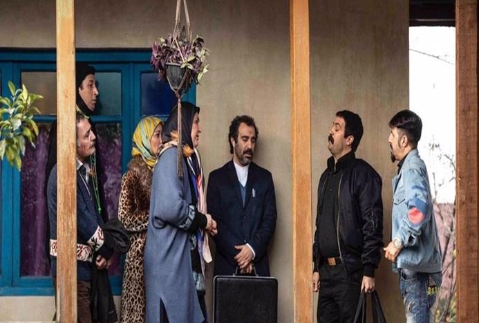 پیام بازیگران سریال پایتخت و تبریک سال نو + فیلم