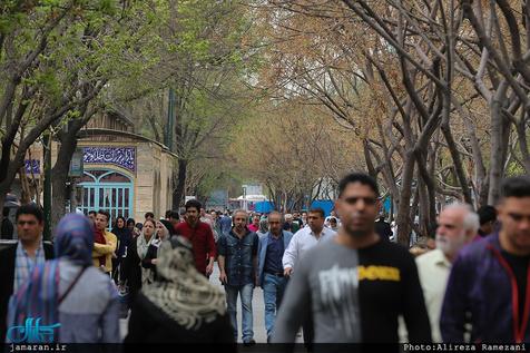 کاهش کیفیت هوا در تهران و چهار استان دیگر
