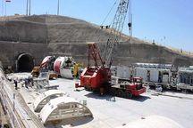۸۶ درصد تونل انتقال آب به دریاچه ارومیه حفر شد