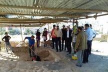 فصل سوم کاوشهای باستانشناختی ربع رشیدی تبریز رو به اتمام است