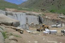 فعالیت های معدنی غیراصولی تهدید جدی برای محیط زیست است