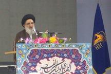 امام جمعه کرج: دشمن به جنگ اراده ها آمده است