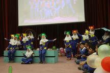 جشن الفبا مدرسه مهربانی گرگان برگزار شد