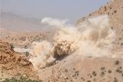 انفجار مین در قصرشیرین یک کشته برجا گذاشت