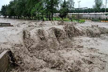 هشدار هواشناسی آذربایجان غربی در خصوص طغیان رودخانه ها