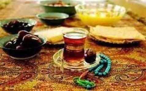 راه حل هایی برای پیشگیری از تشنگی در ماه رمضان