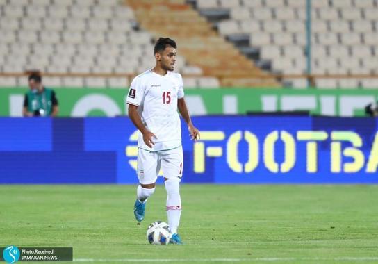 جعفر سلمانی ایران سوریه مقدماتی جام جهانی 2022