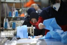 ۱۱ کارگاه تولید ماسک در استان مرکزی تجهیز شد