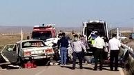 تصادف مرگبار در محور خرم آباد - الشتر
