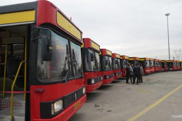 نوسازی ناوگان اتوبوسرانی کرج ضرورتی انکار ناپذیر