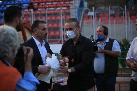 گلمحمدی: بازیکنانم نشان دادند بی جهت قهرمان نشده اند/ قائمشهر یک هتل خوب ندارد