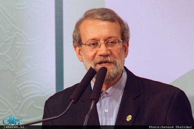 لاریجانی: نباید بیش از این با افزایش کارمند، بار دولت را اضافه کرد