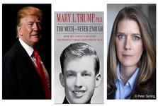 برادرزاده ترامپ در کتابش وی را متقلب،هوسران،کج رفتار و خائن توصیف کرد