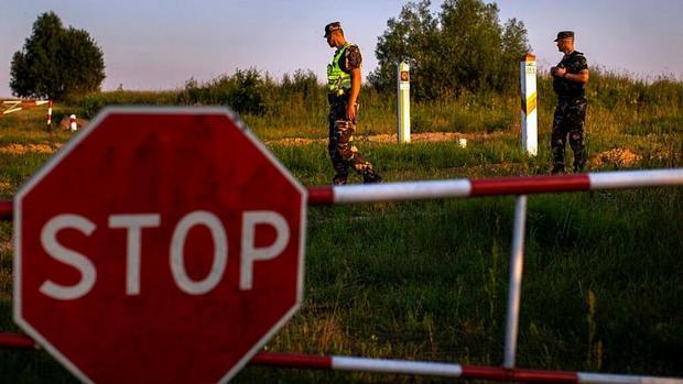 بلاروس پناهندگان عراقی را به جان اروپا انداخت!