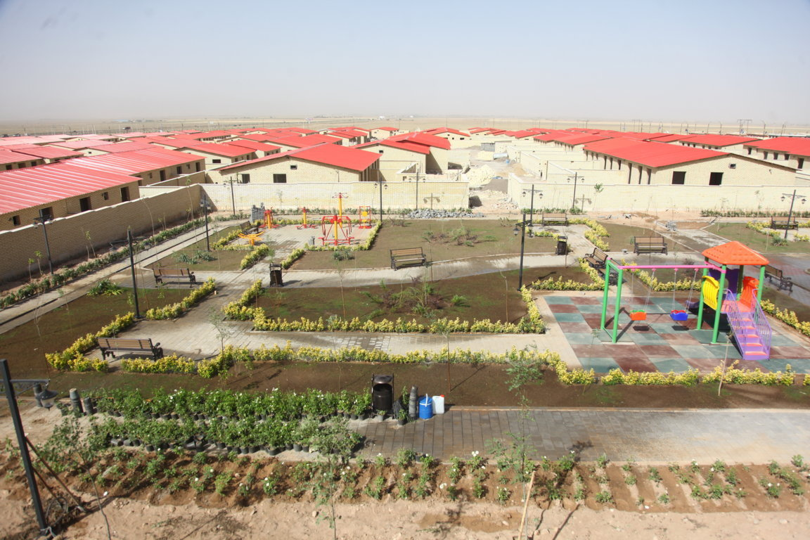 98 درصد از واحدهای مسکونی شهر امیرکبیر تکمیل شده است