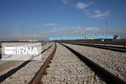 خط تخلیه گندم راه آهن کرمان بهسازی شد