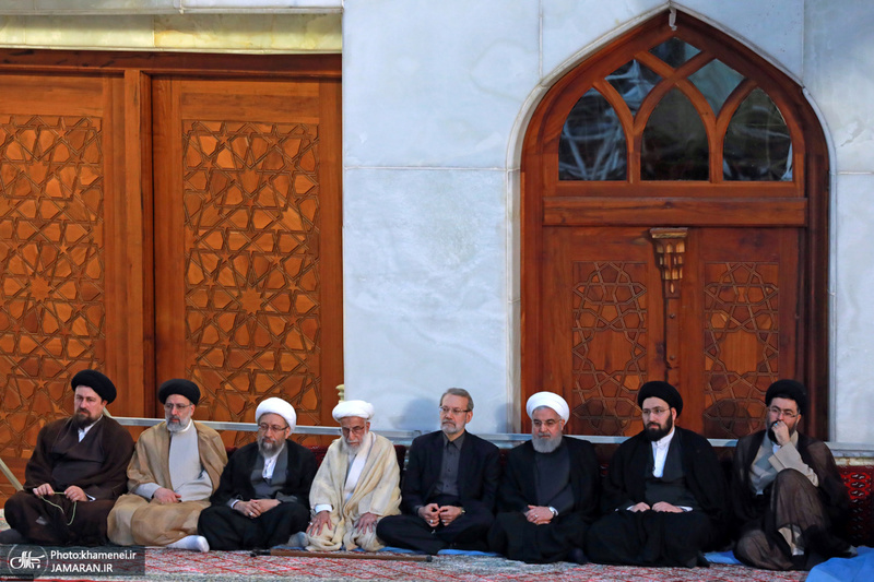 مراسم سیامین سالگرد ارتحال امام خمینی(س)-1