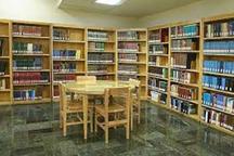 کتابخانه های خمین در چهار دهه رشد 6 برابری داشته است