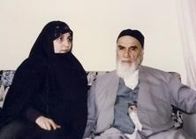 خاطرة کنة الامام الخمینی (قدس سره)، حول روعة اول لقاء لها بالامام