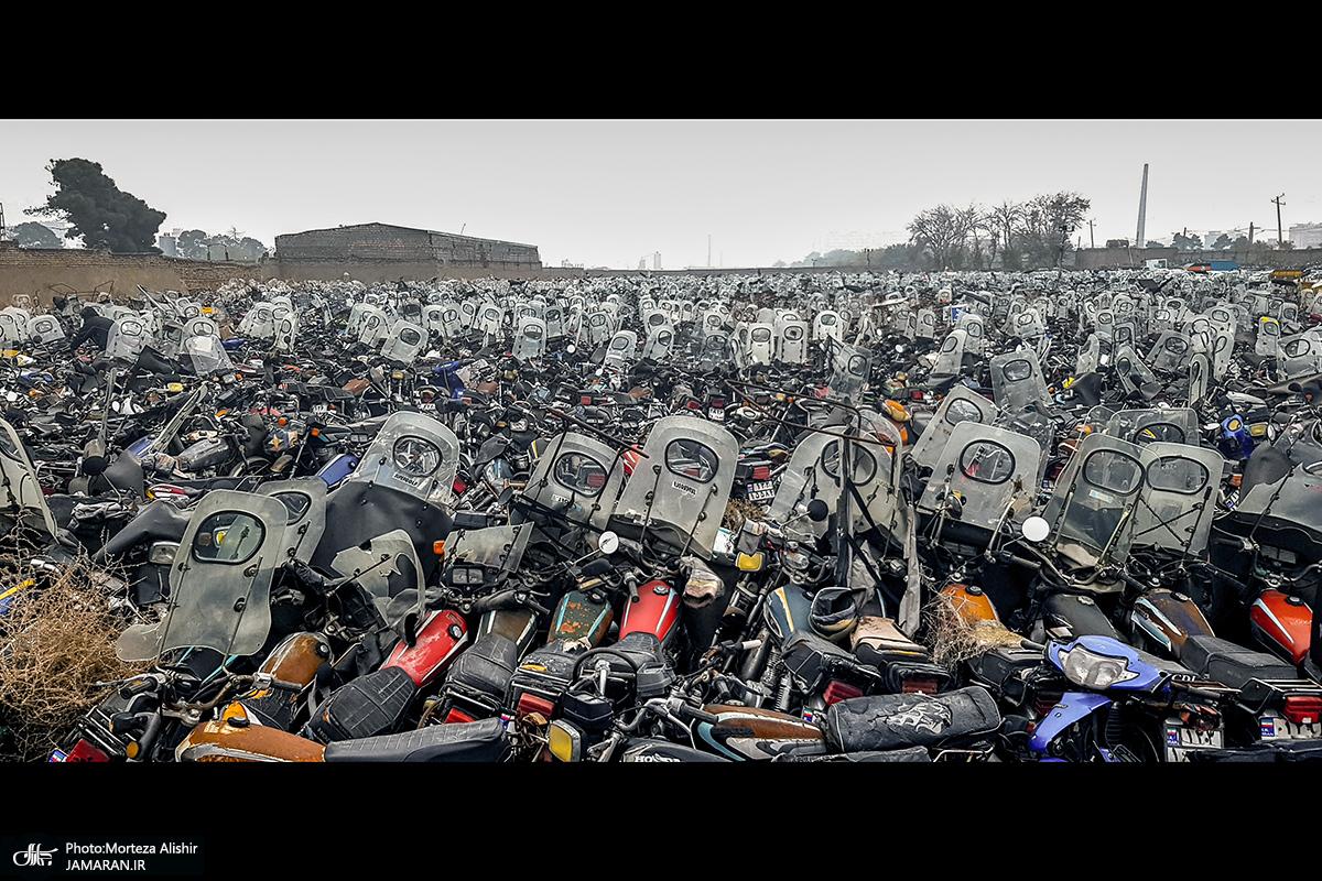 تمدید طرح ترخیص موتورسیکلت های رسوبی در استان زنجان