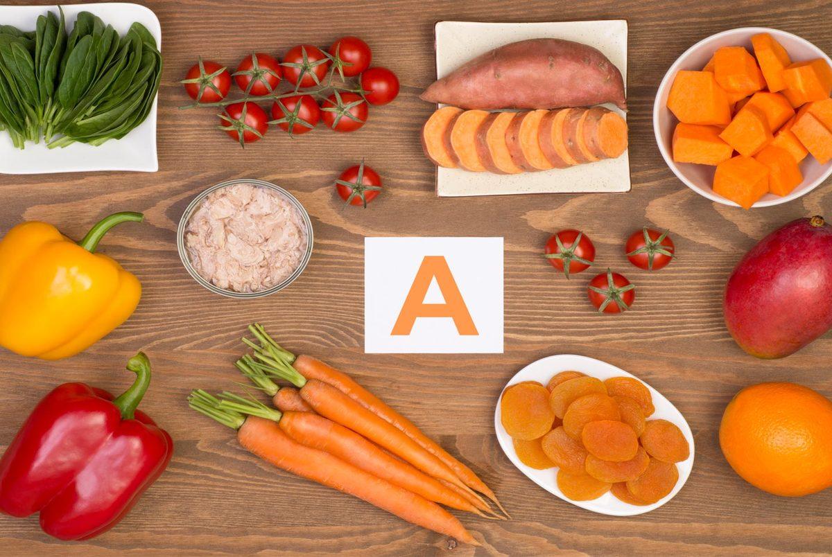 چگونه بفهمیم کمبود ویتامین A داریم؟