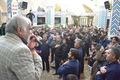 مراسم عزاداری شهادت حضرت فاطمه ( س) در بهاباد برگزار شد